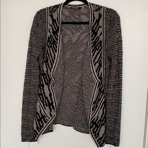 EUC Nic+Zoe Patterned Cardigan
